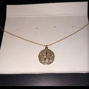 Jewelry - Vintage Sand Dollar Necklace